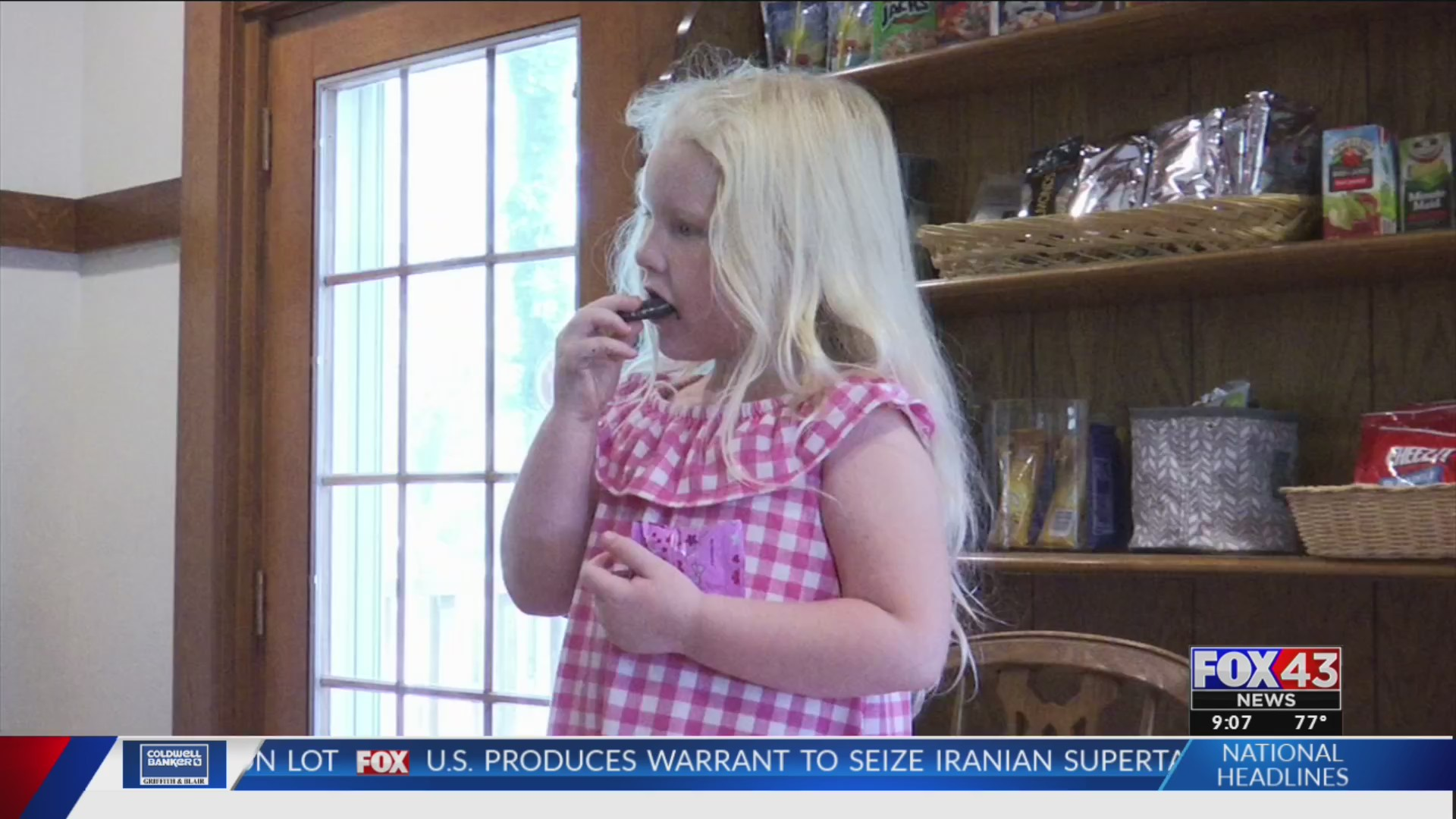 4-year-old girl donates toys, supplies to Northeast Kansas RMDH