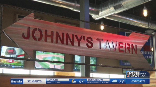 Johnny's Tavern first business to open in Wheatfield Village