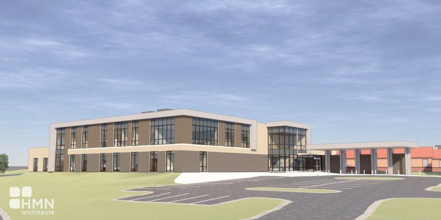 Holton Community Hospital breaks ground on $14M expansion
