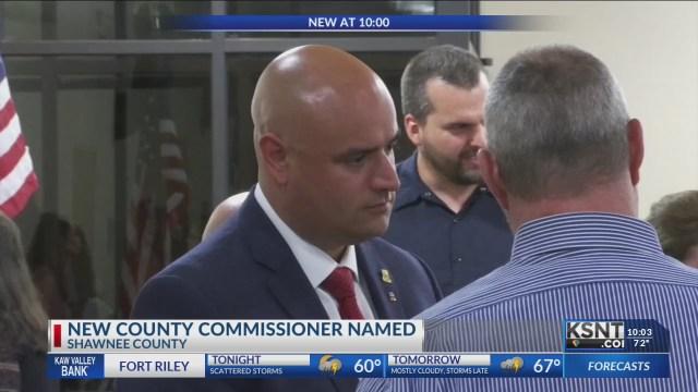 New SNCO commissioner elected, replacing Bob Archer