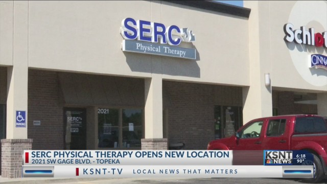 Topeka man opens new physical therapy clinic, says it's a dream come true