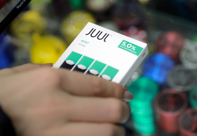 Manhattan-Ogden School Board gives approval to follow through with Juul lawsuit