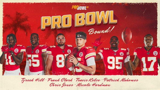 pro bowl roster 2020