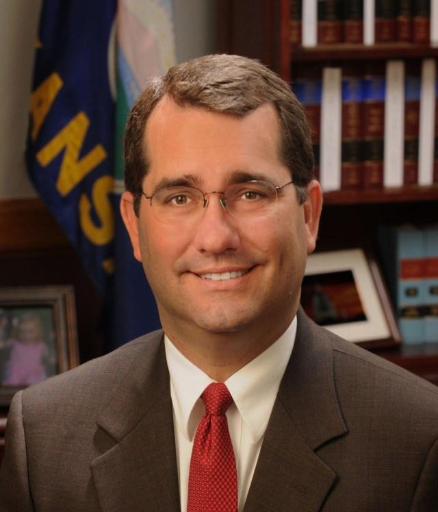 Kansas Attorney General Derek Schmidt named nation's most 'Outstanding'