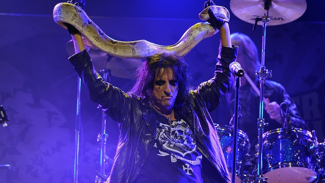 Alice Cooper to perform at Topeka's Stormont Vail Events Center