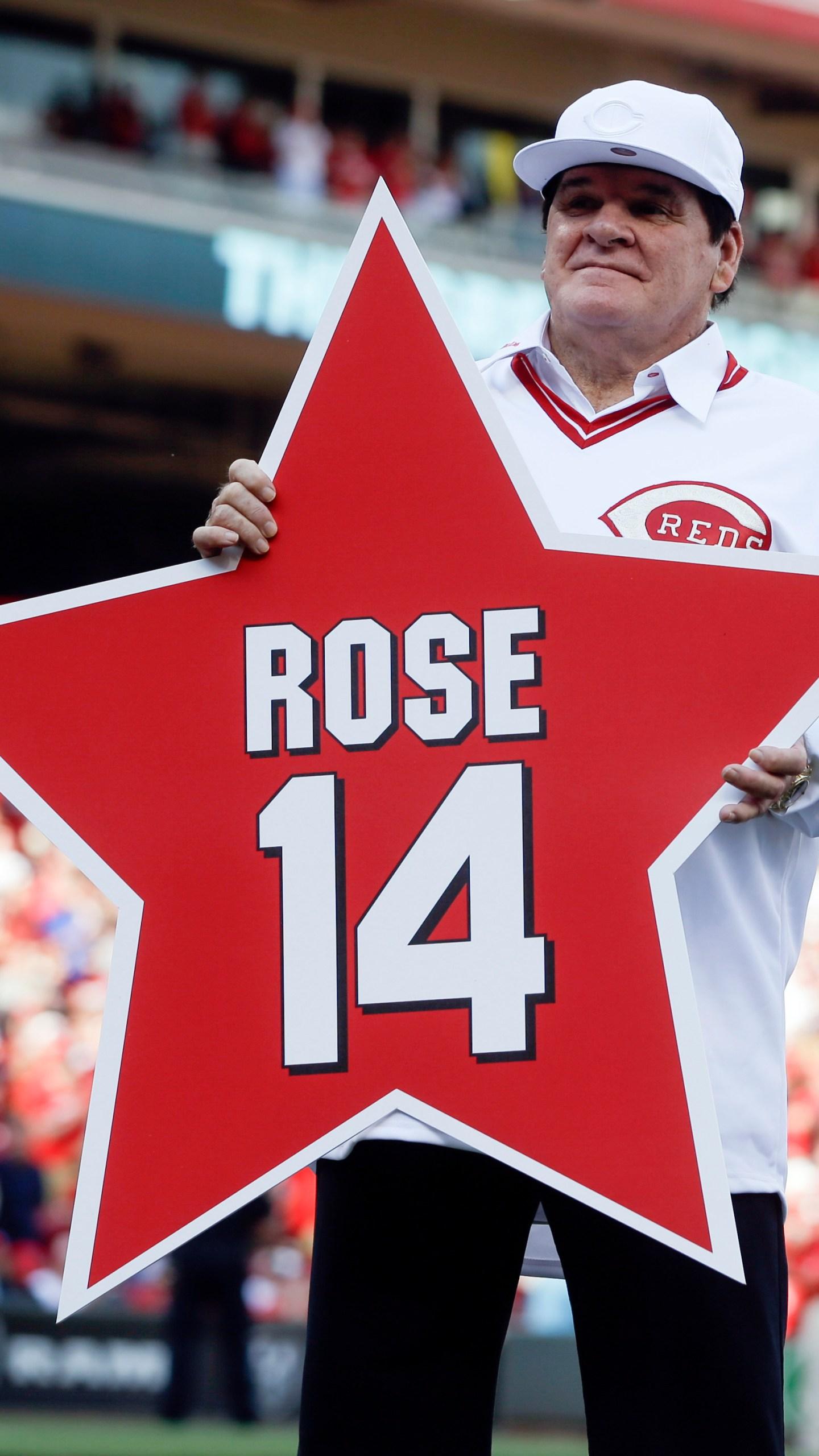 Pete Rose, Ken Griffey Sr.