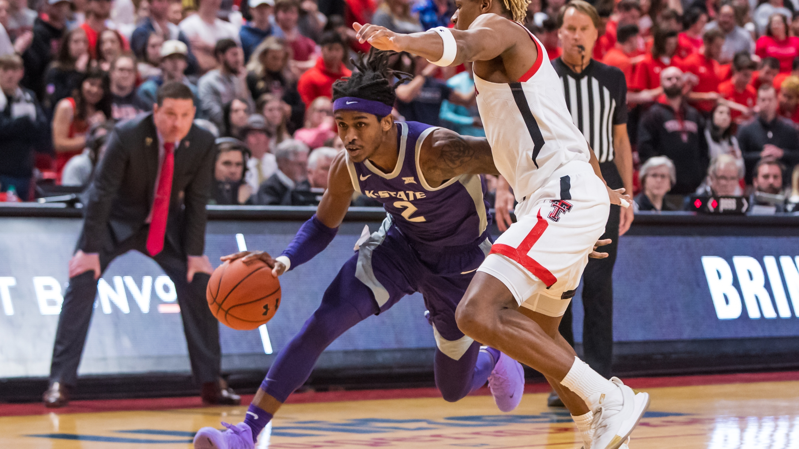 Frustration Boils In Wildcats Loss To Texas Tech Ksnt News