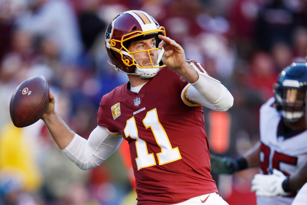 It S Incredible What He Has Overcome Alex Smith Returns 2 Years After Serious Injury Ksnt News