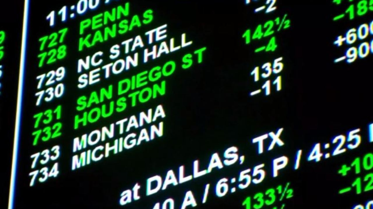 Kansas Senate passes sports betting bill