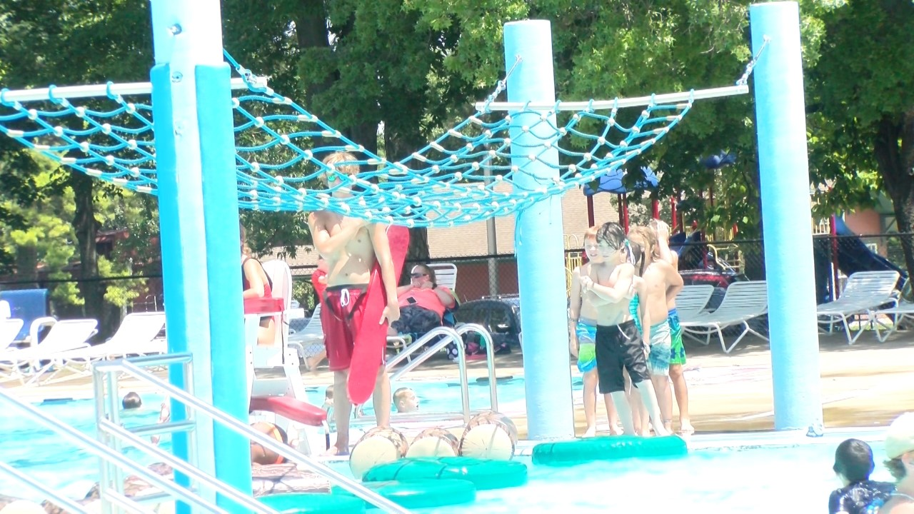 Shawnee County pools stay open, no masks required