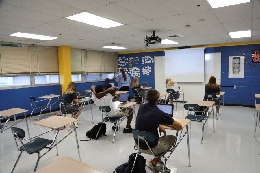 Hayden Catholic High School Begins Fall Classes Ksnt News