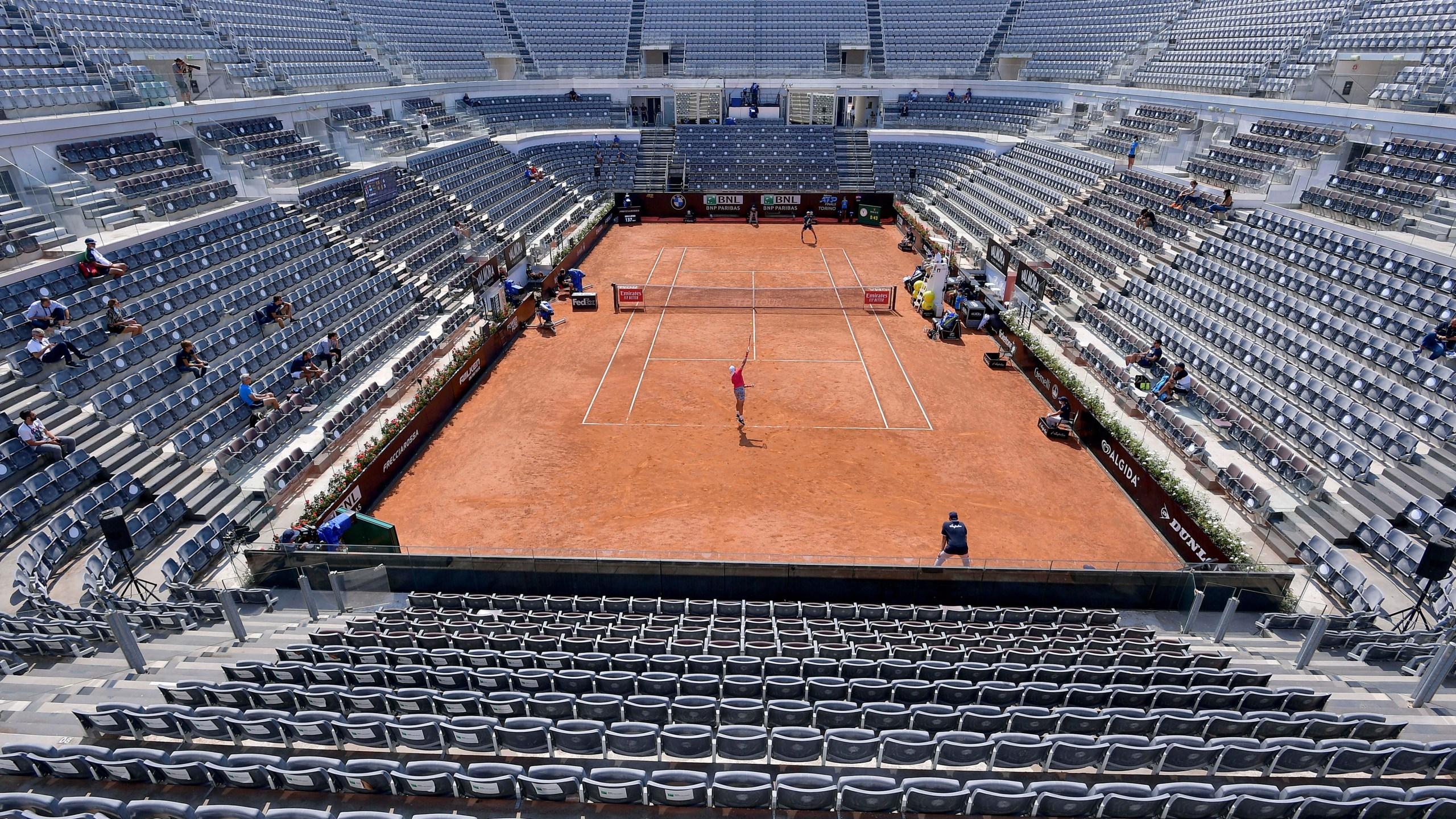 Djokovic Behaves Better In 1st Match Since Us Open Default Ksnt News