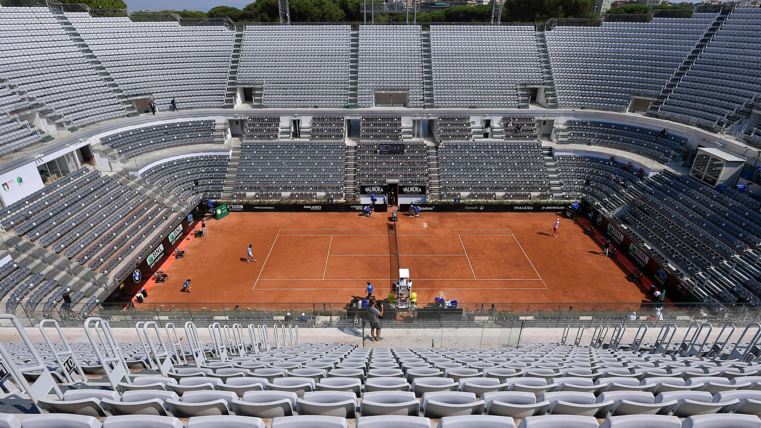 Pushed To The Limit Djokovic Finds A Way To Win In Rome Ksnt News