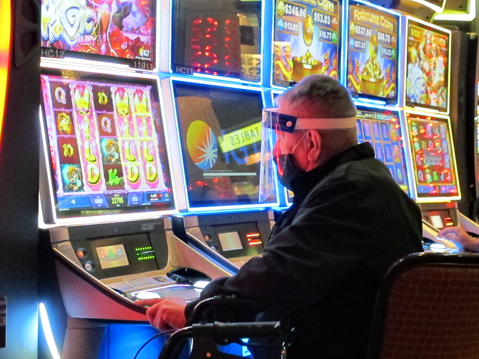 Kansas' four state-owned casinos say revenue down 28% in 2020