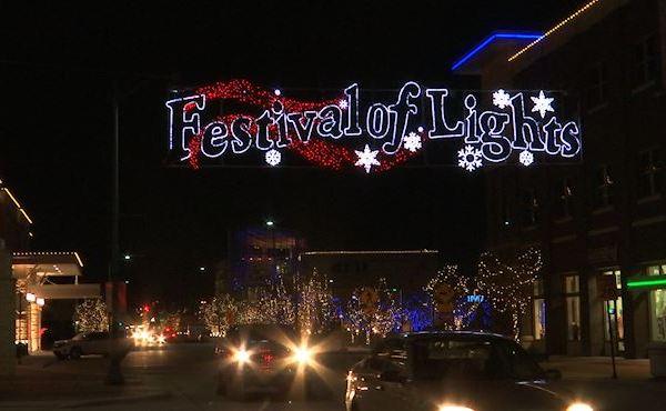 Manhattan Festival of Lights