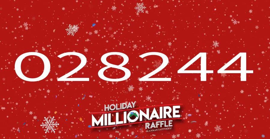 2021 Millionaire Lottery