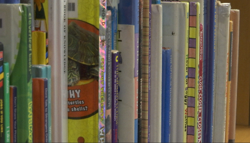 Topeka church donates 'book vending machine' to keep kids interested in reading