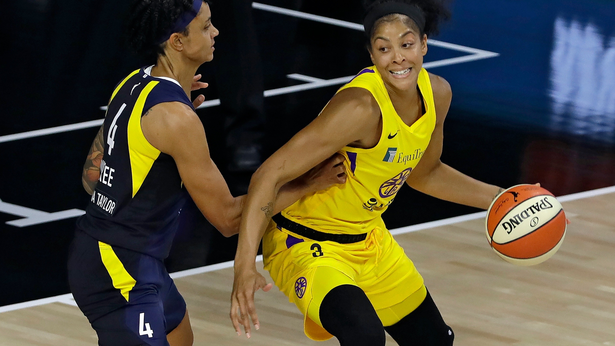 Candace Parker, Candice Dupree