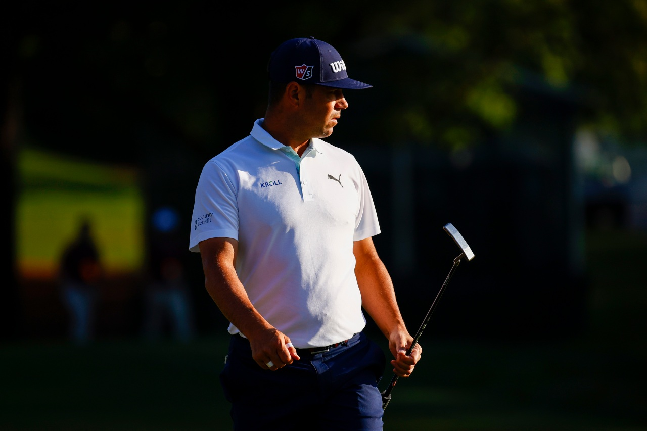 Woodland tied for lead at Wells Fargo Championship